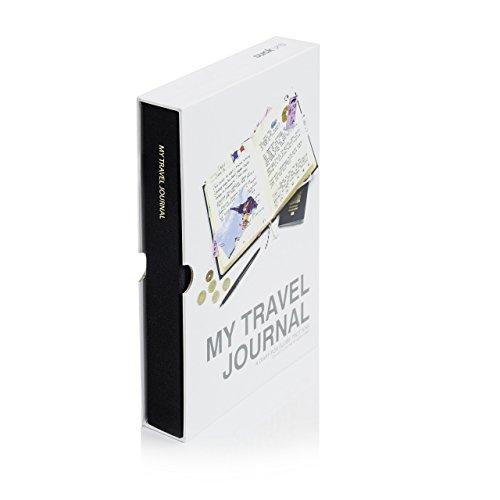 SUCK UK Le Journal de mon Voyage - Noir