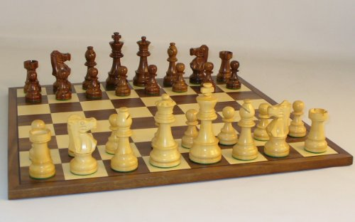 Sheesham French-Walnut Chess Board