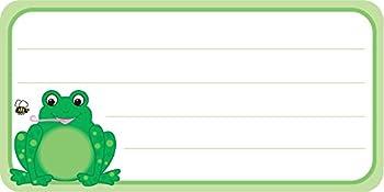 Frog Nametag/Labels