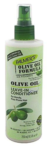 Palmers Après-shampoing sans rinçage Formule à l'huile d'olive avec vitamine E 250 ml (lot de 6)
