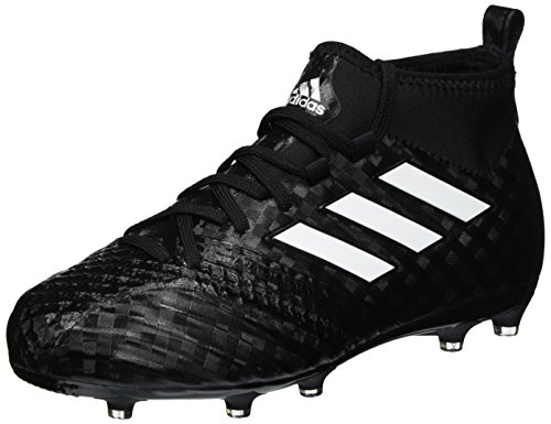 adidas Ace 17.1 Fg J, Scarpe da Calcio Unisex-Adulto, Nero (Core Black/Footwear White/Core Black), 36 EU