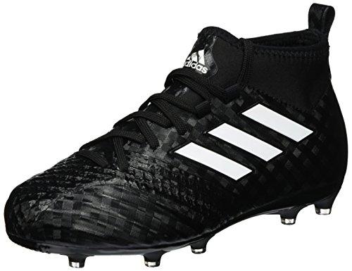 adidas Ace 17.1 Fg J, Botas de Fútbol Unisex Niños, Negro (Cblack/ftwwht/cblack), 36 EU