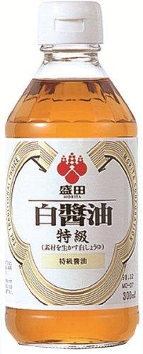 盛田 白醤油 特級 300ml×2本