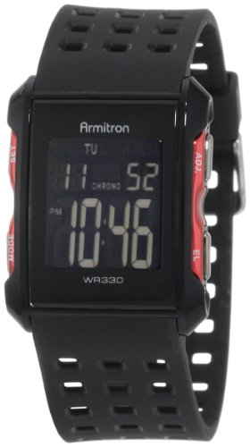 Armitron Sport Men's 408177RED...