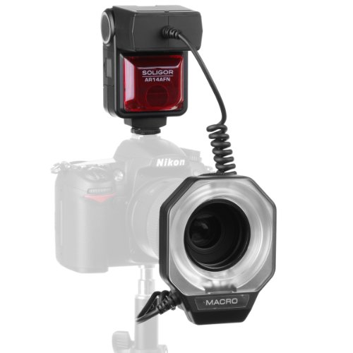 Soligor Ringblitz AR14 TTL für Nikon