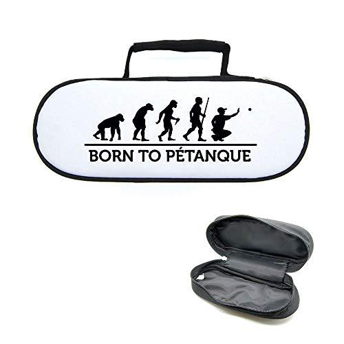 Mygoodprice Tasche für Boccia-Kugeln, Evolution Pétanque 2