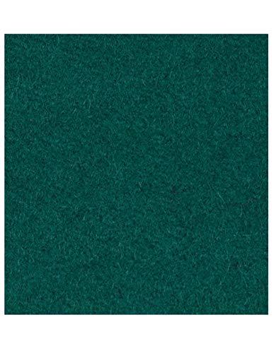 21 Ounce Pool Table Felt - Billiard Cloth - for 7 Foot Table Standard Green