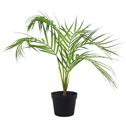 Foglia 50 cm pianta artificiale di palma