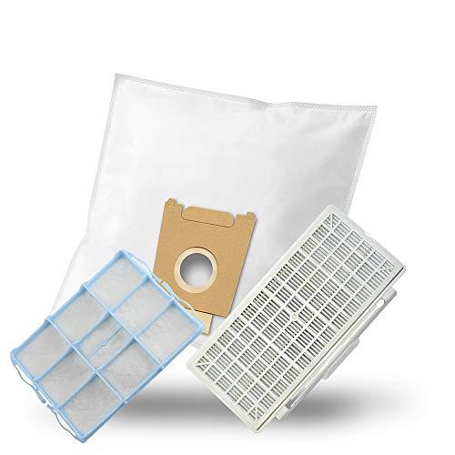 Lot de 30 sacs d'aspirateur + HEPA + filtre moteur pour Bosch BSGL52231 Free e