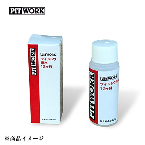 PITWORK ピットワーク ウィンドウ撥水 12ヶ月 撥水剤 【40ml(約10台分)】