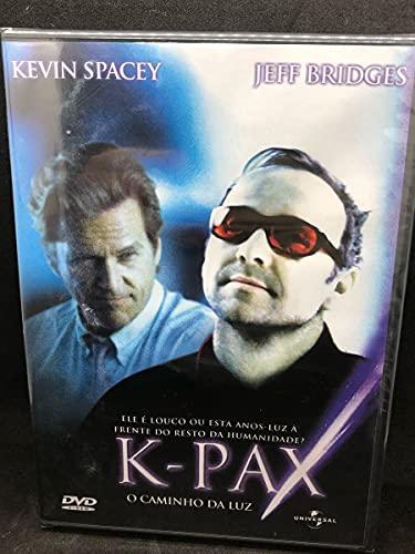 K-pax o caminho da luz Dvd