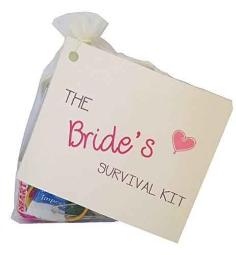 Bride to be Novelty Survival Kit. Wedding gift for the bride. Keepsake wedding favour