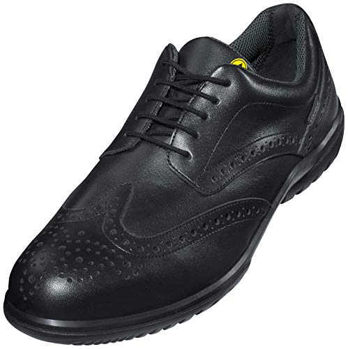 Uvex Business Casual S1P SRC 9511.2 42 - Botas de Seguridad, Color Negro