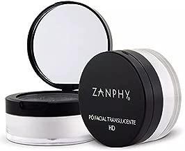 Pó Facial Translucido HD, Zanphy, Translúcido