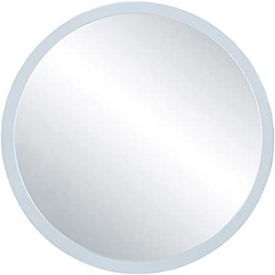 LED Lighted Rectangle Wall Mounted Mirror for Vanity Bathroom Vertical or Horizontal LuLu Decor LM452-28 LED Lighted Rectangle Wall Mounted Mirror for Vanity Bathroom Vertical or Horizontal Inc 24 x 28 24 x 28