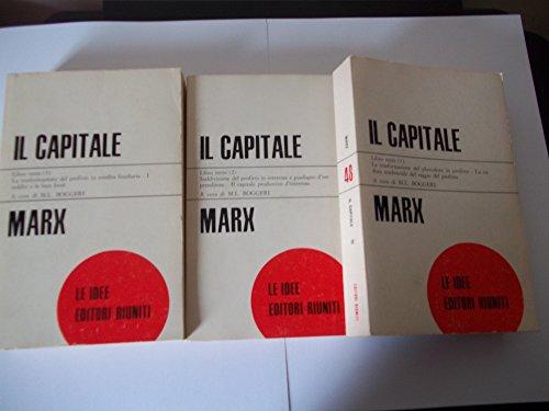 IL CAPITALE. 8 volumi. Cofanetto.