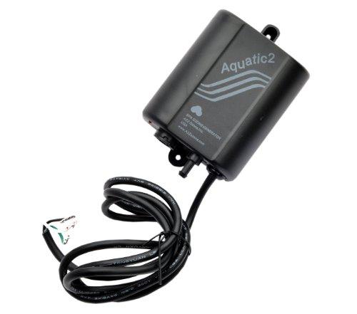 Price comparison product image A2Z Ozone 00856689005023 Aquatic 2 spa Ozone Generator,  Black