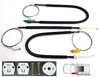 N//S e O//S LTS Kit di Riparazione finestrini Auto Anteriore Destro e Anteriore Sinistro Vicino e off Side NSF e OSF