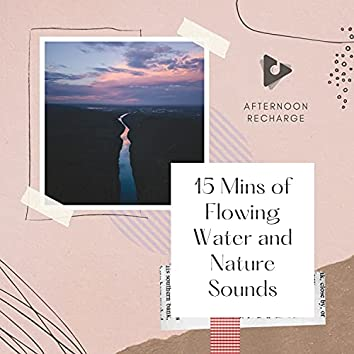 15 Mins of Flowing Water and Nature Sounds