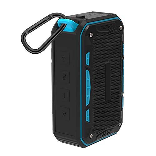 KAR IP67 wasserdichte Bluetooth-Lautsprecher Mini-Subwoofer Smart-Lautsprecher Für Outdoor Biken Handfree Radio FM,B