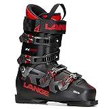 Lange RX 100 Botas de Esquí, Adultos Unisex, Negro/Rojo, 285