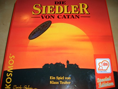 Siedler von Catan in der Metalldose - mit Ratgeber CD-Rom, PC-Game und Spielrahmen