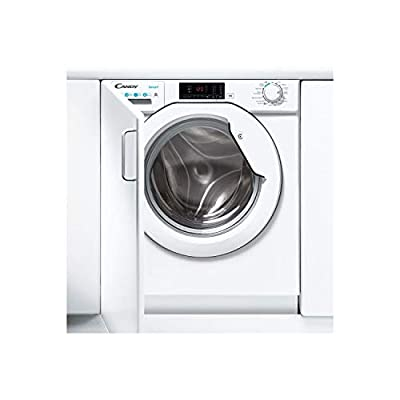 CANDY CBD 475D1E/1-80 Integrated Washer Dryer, 7&5kg, 1400 rpm White, One Size