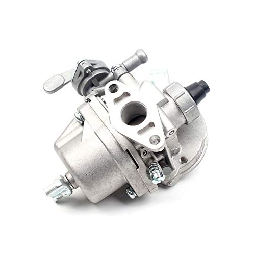 Masskko Carburador de motor de 47 cc 49 cc con kit de reparación de 2 tiempos 44-6 40-6 aceleradores 49 CC Kit de reparación