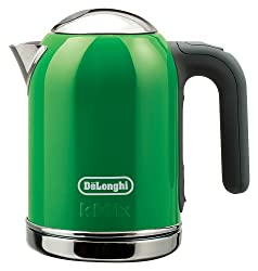 Review of DeLonghi kmix boutique electric kettle