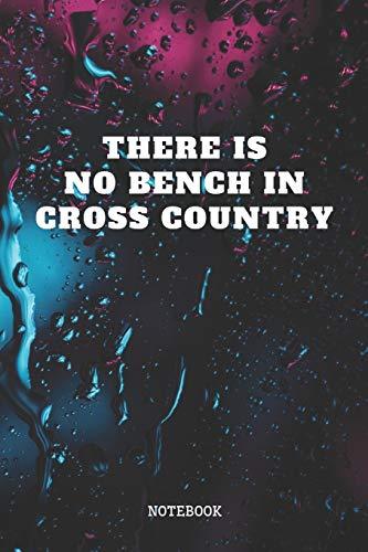 Notebook: Cross Country Runner Planner / Organizer / Lined Notebook (6