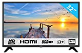 HKC 32F1D LED TV (32 pollici HD TV), CI+, HDMI+USB, Triple Tuner, 60Hz, Mediaplayer