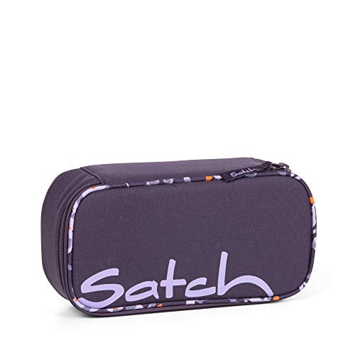 SATCH BSC Estuches, 22 cm, 0.3 Liters, Morado (Purple Patterned)
