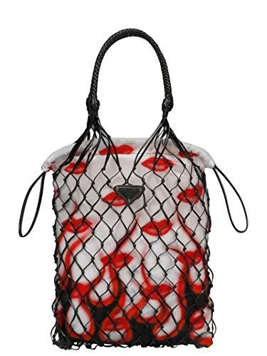 Prada Luxury Fashion Damen 1BC0722CC2F0YPJ Weiss Handtaschen | Frühling Sommer 19