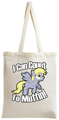I Can Count To Muffin Tote Bag