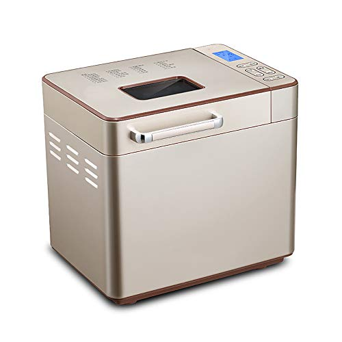 Panificadora Automática Doméstica Pequeña Máquina De Pan Inteligente Multifuncional 60 Minutos Función De Mantener Caliente para Utensilios De Cocina para Hornear