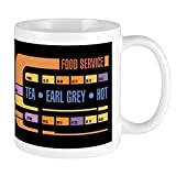 Star Trek Merchandise Tea Earl Grey 11oz Coffee Mug Best Gifts