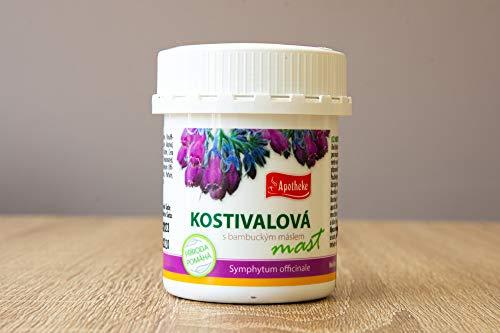 Apotheke Beinwell Salbe Creme Balsam Salbe 134 ml für Muskel, Gelenk und Rücken