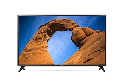 LG 49LK5750PUA Smart TV con Pantalla de 49'(Full HD 1080P, 4K ActiveHDR, TruMotion, Virtual Surround Plus, webOS Smart TV), Color Negro