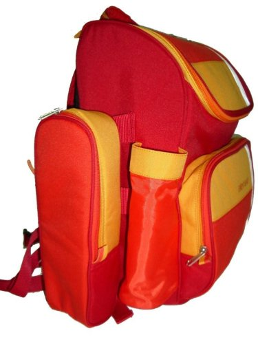 Allerhand AH-S-BPS-01 N 105 - School Backpack Sunflower - Ranzen