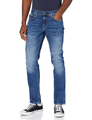 Tommy Hilfiger Herren CORE DENTON STRAIGHT JEAN Straight Jeans, Blau (New Mid Stone 919), W36/L32