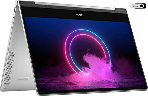 2020 Latest Business Laptop Dell Inspiron 17 7000 2-in-1 Laptop 17.3' QHD Touch-Screen 11th Gen Intel Core i7-1165G7 32G RAM 512G Nvme SSD GeForce MX350 Thunderbolt 4 Window 10 Pro TD USB HUB 3.0