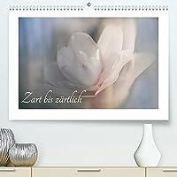 Zart bis zaertlich (Premium, hochwertiger DIN A2 Wandkalender 2022, Kunstdruck in Hochglanz): Blueten elfenhaft und zart (Monatskalender, 14 Seiten )