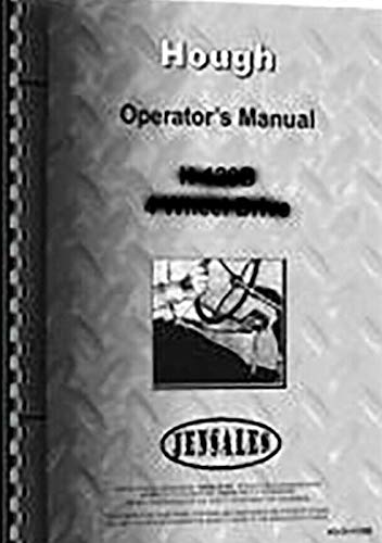 HOUGH HR Pay Loader (42400 & Up) Engine Only Gas Service Manual+OPT)