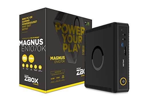 ZOTAC ZBOX MAGNUS EN1070K mini-PC Barebone (Intel Core i5-7500T quad-core, GeForce GTX 1070)