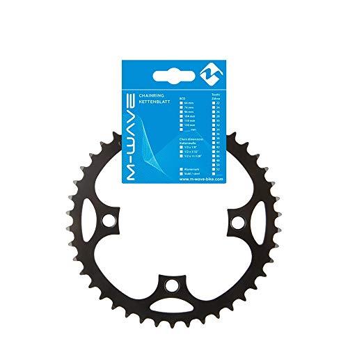 M-Wave Kettenblatt für E-Bike mit Bosch Antrieb 1. u. 3. Gen. 44 Zähne,104 mm Lochkreis