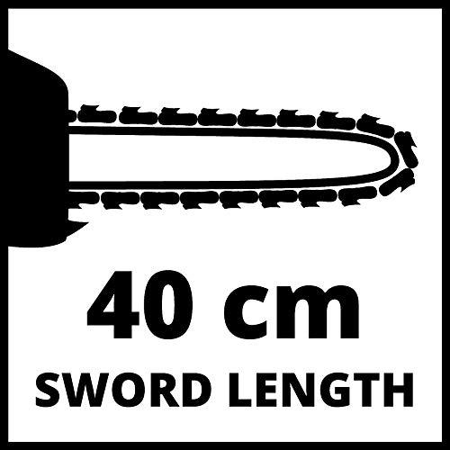 Einhell 4501720 Gh-Ec 2040 Elettrosega, 40 cm, 2000 W