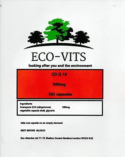 CO Q10 (500MG) 30 CAPS