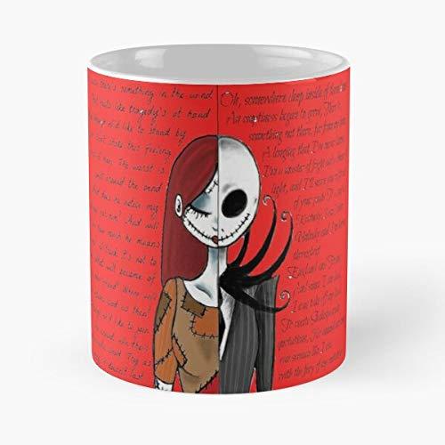 Antes de Halloween Sangre 31Octubre Navidad Calabaza Vecino Horror Mejor 11oz Taza de caf de cermica Personalizar