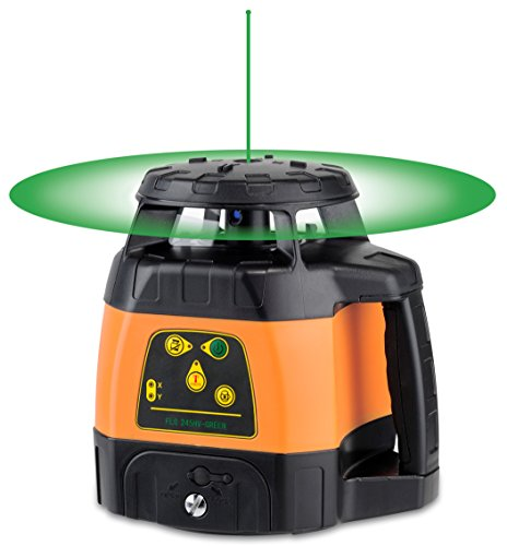 selbstnivellierender Rotationslaser geo-FENNEL FLG 245HV-GREEN ohne Laserempfänger