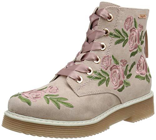 bugatti Damen 432549376400 Stiefeletten, Mehrfarbig (Rose/Multicolour 3481), 38 EU